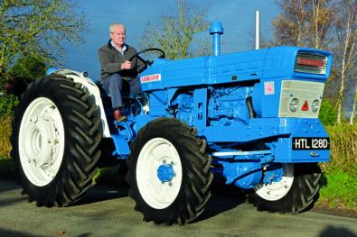 Roadless Ploughmaster 90 restored
