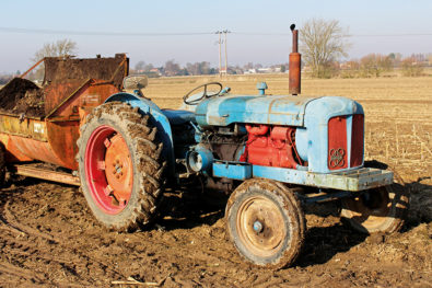 The Fordson Major story