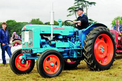 The Fordson Super Major