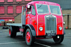 1958 Albion Chieftain lorry