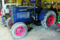 Classic McCormick-Deering and Farmall tractors