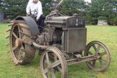 Collecting vintage and veteran tractors