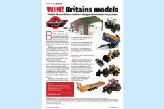 WIN! Brilliant Britains models!