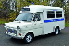 Ford Transit ambulance TV star!
