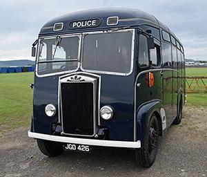 Albion FT21 'Black Maria'