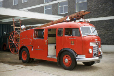 Commer Fire Engines