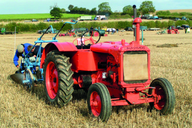 The Allis-Chalmers tractor range