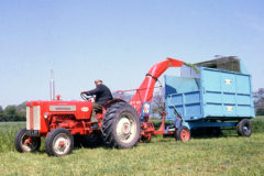 Silage-making secrets from the 1960s