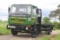 Working Leyland trucks