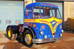 1958 Foden S20 lorry