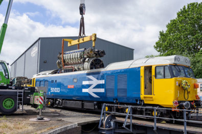 Severn Valley Railway project news