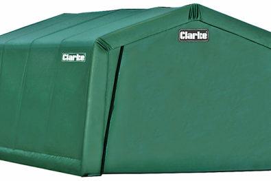 WIN a Clarke garage/workshop worth £310!