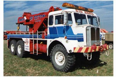 Vanished lorries of the 1980s