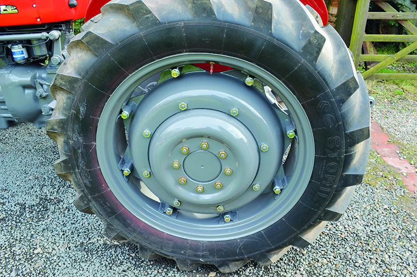 wheel alterations