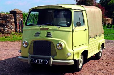 1963 Renault Estafette pick-up