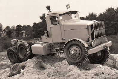 The Scammell Contractor remembered