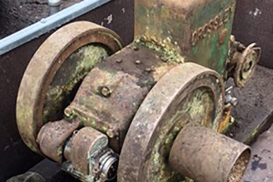 Crossley PH 1030 engine found!