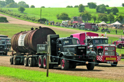 Classic commercial vehicle shows