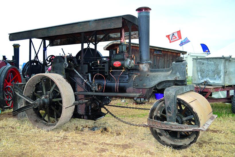 1928 Aveling & Porter roller