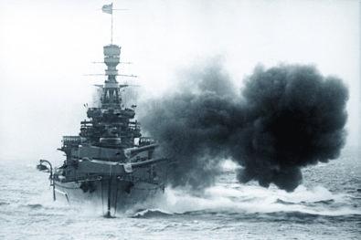 BATTLECRUISER HMS REPULSE