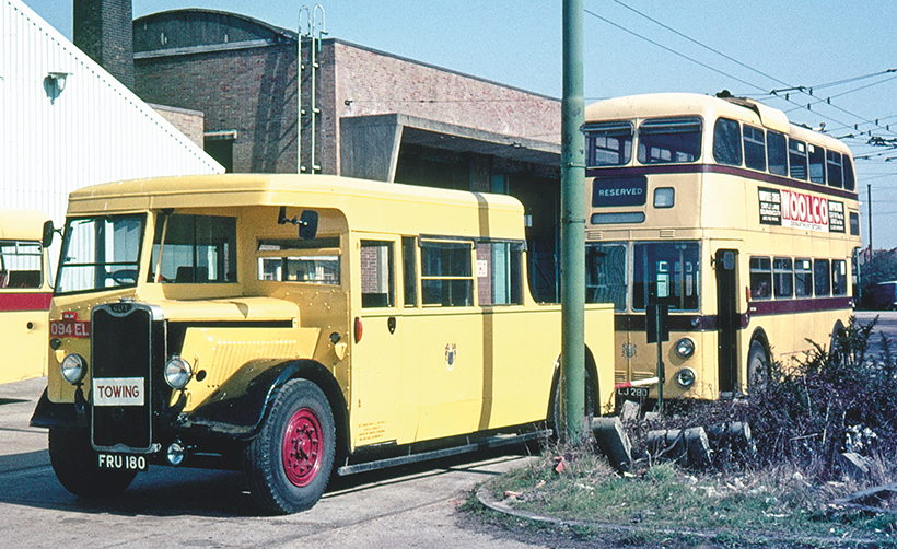 the business of bus recovery