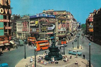 Glimpses of classic London