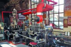 Bancroft Mill Engine Museum