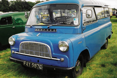 The iconic Bedford CA