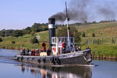 Steam tug Kerne appeal