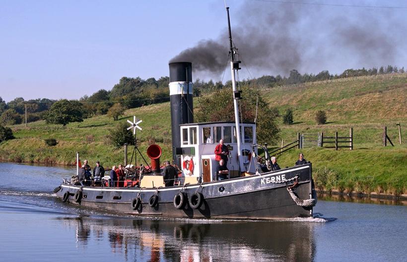 Steam tug Kerne