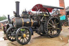 Open Day & Steam Gathering report