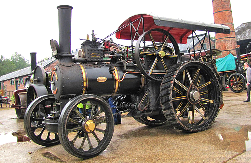 Open Day & Steam Gathering