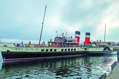 Waverley back in steam
