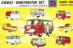 Classic Commer and Dodge vans