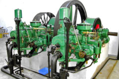 Crossley Brothers Heavy Oil Engine saved!