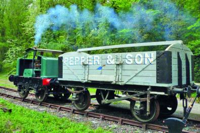 Amberley back on track
