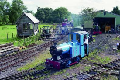 Three 'unusual' locos