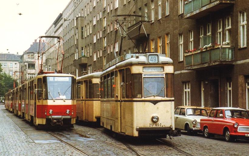 1969 ex-East Berlin tram