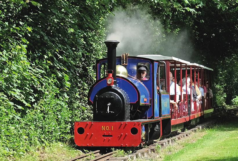 Bressingham Steam & Gardens