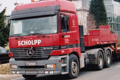 Interesting truck developments: 1997