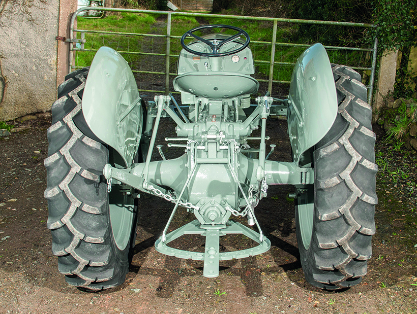1946 Ferguson TE-20