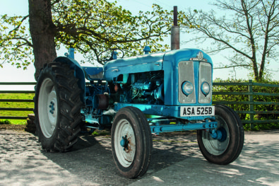 A very special Fordson Major