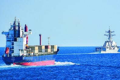 Danish Navy boosts security in Gulf