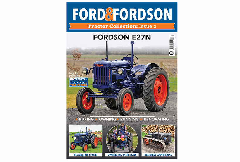 Tractor Collection 2: Fordson E27N