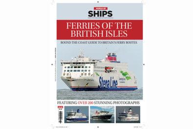 Ferries of the British Isles