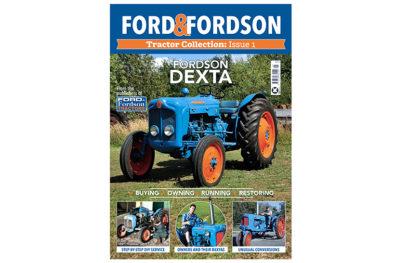 Fordson Dexta bookazine published!