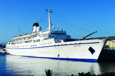 Half a century at sea