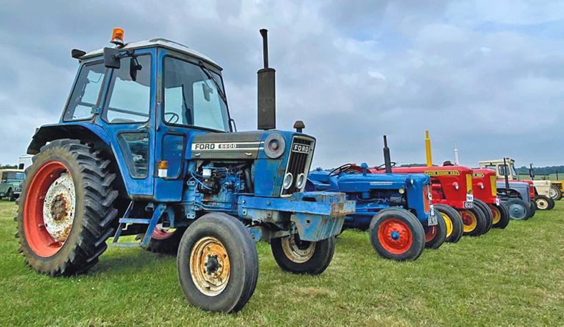 Whitwell Steam & Country Fair