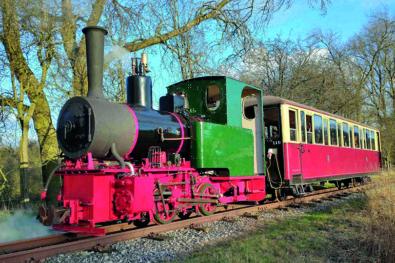 1914 Orenstein & Koppel steam loco