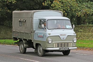 The versatile Thames 400E range